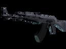 AK-47 | Фиолетовое барокко (Немного поношенное)