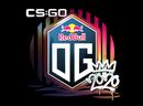 Наклейка | OG (металлическая) | РМР 2020