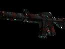 M4A1-S   Кровавый тигр (Немного поношенное)