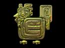 Наклейка | Древняя тварь (металлическая)