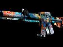 StatTrak™ M4A1-S   Второй игрок (После полевых испытаний)