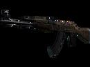 StatTrak™ AK-47   Затерянная земля (После полевых испытаний)
