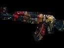 StatTrak™ AK-47   Императрица (После полевых испытаний)