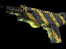 MAG-7   Желто-черные полосы (Прямо с завода)